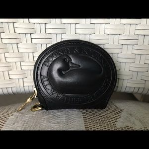 Vintage Dooney & Bourke Big Duck Coin Purse